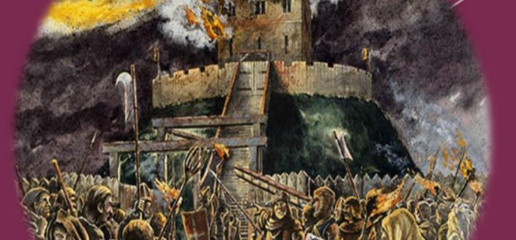 The Martyrdoms at Clifford's Tower 1190 and 1537